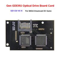 Gen GDEMU Optical Drive Simulation Board Card V5. 15 For Dreamcast SEGA DC Game