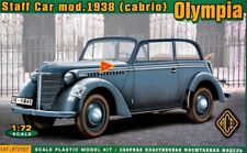 Staff Car mod. 1938 (cabrio) Olympia << ACE #72507, 1:72 scale