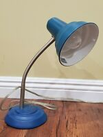Vintage Portable Desk Lamp Hard To Find Color Looks Like THIS *WORKING Good