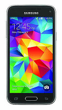 Samsung Galaxy S5 Mini 16GB 4G LTE SM-G800A Phone - Charcoal Black Unlocked