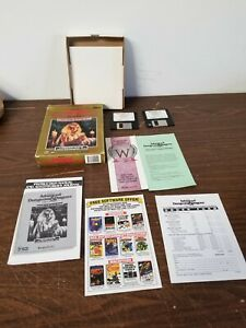 """A D&D Treasures Of The Savage Frontier PC 3.5"""" complete SSI Wizard Gold Box"""