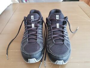 Men's SALOMON XA BONDCLIFF 2 Trail Running Shoes Art No.409792. UK Size 9.