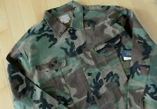 NWT Polo Ralph Lauren Men Big & Tall Camouflage Army Field Jacket Green 3XLT