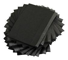 Adenna Dental Bibs/Lap Cloths Black (Box of 500)