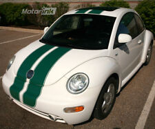 1998-2011 VW Beetle Bug Over the Top Rally Racing Stripes Decals Graphics