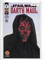 Star Wars: Darth Maul #1 - Dynamic Forces Variant w COA Dark Horse Comics