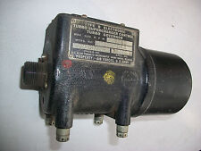 Vintage RC Allen Aircraft Type B Electronic Turbo Supercharger Control Governor