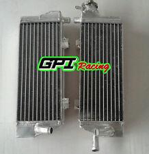 KTM 125/200/250/300 SX/EXC/MXC 2008-2012 2011 2010 2009 aluminum alloy radiator