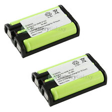 2 NEW Home Phone Battery Pack for Panasonic HHR-P107A/1B HHRP107A/1B 300+SOLD