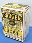 Beer Hops Box ~ Choice Oregon Badger ~ Prohibition Era