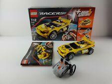 Lego® Racers 8183 Track Turbo RC Auto gelb mit OVP und Ba No. 56 Radion Control