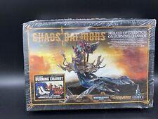 63321 Warhammer 40k Fateskimmer, Herald of Tzeentch on Burning Chariot NEW NoS