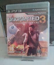 Uncharted 3 L Illusion De Drake sur playstation 3