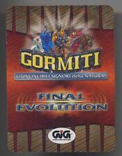 GORMITI Final Evolution