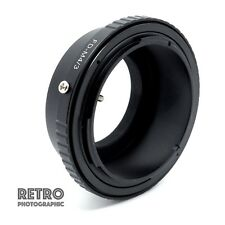 FD-M4/3 Canon FD Lens to M4/3 M43 Micro Four Thirds Adapter Ring - UK Stock