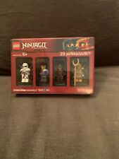 LEGO NINJAGO Bricktober Toys R Us Minifigure Pack 5004938 New in Box/Sealed