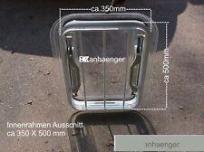 Ausstellfenster mit Rahmen für Pferdeanhänger Böckmann-Mayer-Humbaur ect.