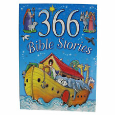 Children's illustrated '366 Bible Stories' Paperback Book - BS2
