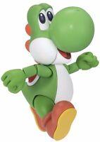S.H.Figuarts Super Mario Brothers YOSHI Action Figure BANDAI TAMASHII NATION