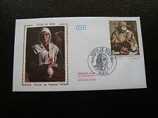 FRANCE - enveloppe 1er jour 8/11/1980 (louis le nain) (cy38) french