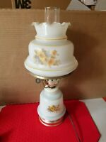 "GWTW Lamp 3-WAY, With 10"" Chimney"