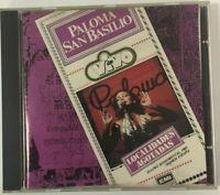 PALOMA SAN BASILIO –EN VIVO- CD ALBUM DIG 1992 MEXICAN LATIN POP