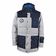 Adidas Puff Puff Keep Snowboard Jacket (L) Collegiate Navy