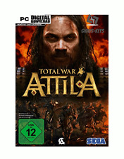 Total War ATTILA Tyrants & Kings Edition Steam Key Pc Game Code [Blitzversand]