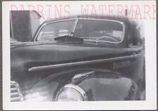 Unusual Vintage Photo Artistic 1940 Buick Car 739605