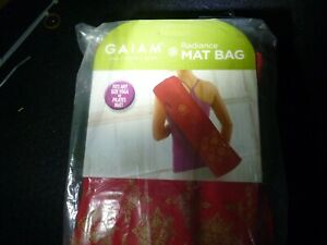 GAIAM Radiance yoga mat bag  05-59192 NEW!  018713591920