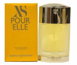 XS Pour Elle (yellow) by Paco Rabanne 3.4 oz 100 ml Eau De Toilette spray women