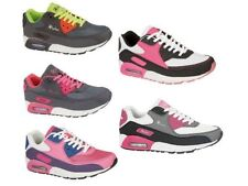 Air Max Lace Up Synthetic Upper Trainers for Women