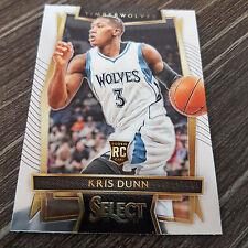 Kris Dunn 2016-17 Panini Select BASE Rookie RC
