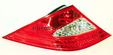 New! Mercedes Benz TAIL LIGHT ASSEMBLY (LEFT) OEM ULO 2198200964