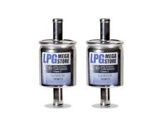 3 x LPG Autogas Filtro Gas Brc Cartuccia Gas Kit di Ispezioni Tipo2