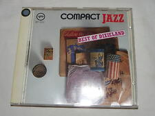 CD COMPACT JAZZ - BEST OF DIXIELAND - VERVE