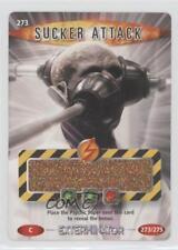 2006 Doctor Who: Battles in Time - Exterminator #273 Sucker Attack Card 2e7