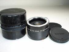 VIVITAR MC 70-150mm 2x Multiplier / Converter lens , PENTAX PK / K   mount
