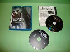 Sherlock Holmes: A Game of Shadows (Blu-ray/DVD, 2012)
