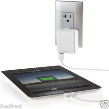 Genuine Brookstone USB Wall Charger Power Adapter for iPad 3 4 Air mini iPhone