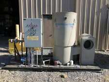 Pioneer Forced Draft Tower 15 Ton Cooling Tower 15hp 80gpm With 40gal Tank 3ph