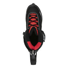 Rollerblade Advantage Pro XT Adult Men's Inline Skates Size 9, Black and Red