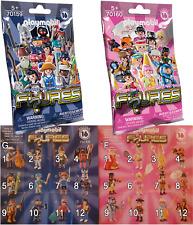 Playmobil figure serie 16 fille et garçon