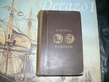 Head, Barclay V: HISTORIA NUMORUM A Manual of Greek Numismatics 1887 First Print