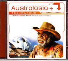 VARIOUS - AUSTRALASIA TRAVELOGUE - CD (OTTIME CONDIZIONI)