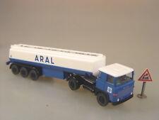 ARAL Tanksattelzug Scania - Wiking HO 1:87 - 078005 #E