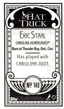 2003-04 Topps C55 Minis Hat Trick #149 Eric Staal