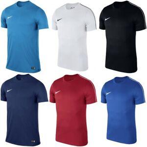 Nike Mens T-Shirt Short Dri-Fit Park Football Jersey Sports Training Top S--XXL
