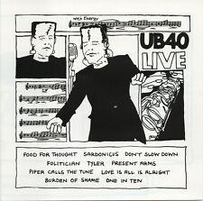 UB40 (Holland) - Live - CD (1983) DEP CD4