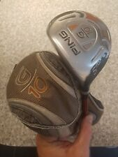 PING G10 5 WOOD, 18.5' LOFT, LEFT HANDED, REGULAR FLEX SHAFT, HEAD COVER
